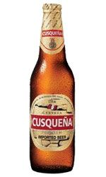 Cusquena-my favorite Peruvian beer