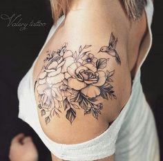 Lotusblume Tattoo, Form Tattoo, Tattoo Style, Shape Tattoo, Back Tattoo, Tattoo Quotes, Bird Tattoo Wrist, Flower Tattoo Shoulder, Hummingbird Tattoo