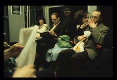 On the Tube     Bob Mazzer