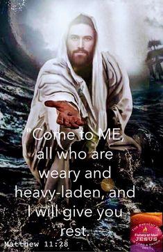 Lord And Savior, God Jesus, Good Prayers, Jesus Christ Images, Finding God, Jesus Pictures, Bible Truth, Jesus Loves Me, Dios