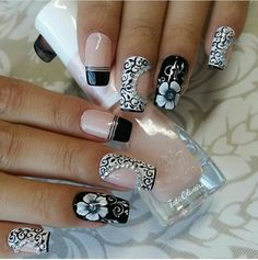 Fabulous Nails, Perfect Nails, Gorgeous Nails, Long Nail Art, Long Nails, Cute Nails, Pretty Nails, Dimond Nails, Diva Nails