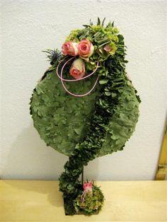 Bloemschikken Rosalie: Najaar 2010 - Tafelstuk