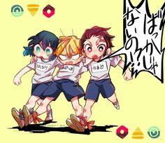 Imágenes random de Kimetsu no Yaiba Anime Chibi, Manga Anime, Anime Art, Demon Slayer, Slayer Anime, Anime Angel, Anime Demon, Me Me Me Anime, Anime Guys