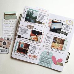 Travelers notebooks have never been so fun! Great design.