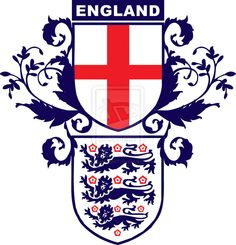 England Tattoo by on deviantART Great Britain Flag, Great Britain United Kingdom, Evil Tattoos, Celtic Tattoos, Manchester United Team, Leeds United, England Tattoo, Unity Image, Tribal Lion Tattoo