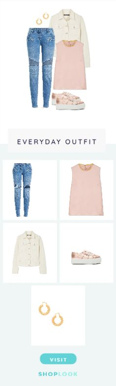 Casual-1 created by giovanina-001        on ShopLook.io perfect for Everyday. Visit us to shop this look.