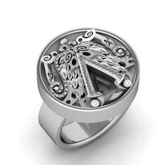Assassin's Creed | 11 Fabulously Geeky Wedding Rings