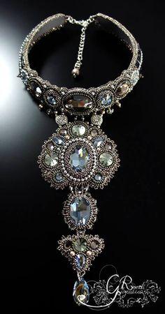 Necklace | Guzialia Reed.