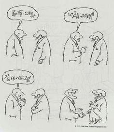 Che ci sarà da ridere? mah... #mattamatica