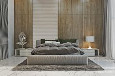 67 Minimalist Bedside Table Lamps Ideas to Makes Your Room Cozier - About-Ruth