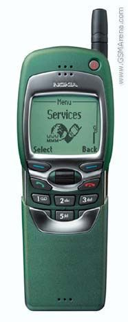 Nokia 7110 (1999) , my first mobile phone, and I still love it