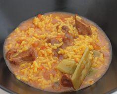 Arroz caldoso de ternera y judías en Olla GM: http://www.ollasgm.com/arroz-caldoso-de-ternera-y-judias-en-olla-gm/