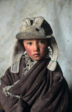 Amdo, Tibet.  Photography by Steve McCurry