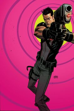 GRAYSON #1  Written by TIM SEELEY  Art by MIKEL JANIN  Cover by ANDREW ROBINSON  On sale JULY 2 • 32 pg, FC, $2.99 US • RATED T  Dick Grayson. Former sidekick. Former Super Hero. Former dead man. And now...agent of Spyral?!  A thrilling new chapter of Dick Grayson's life begins in this new, ongoing series. It's a super-spy thriller that will shock you and prove one thing: You might think you know Nightwing – but you don't know Dick.