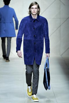Burberry Prorsum Fall 2011 | Milan Fashion Week