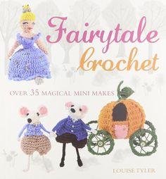 Make a #Crochet Fairytale Playset: Fairytale Crochet book @aboutathome
