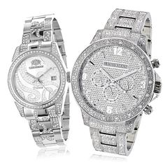 aa288fadefb0 254 Best Luxurman Diamond Watches images in 2019