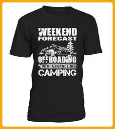 Offroading With A Chance Of Camping - Shirts für neffen und nichten (*Partner-Link)
