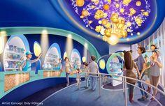 Popcorn Shop, Tokyo Disneyland, Tokyo Disney Resort