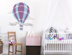 Heißluftballon kinderzimmer ~ Ballon bordüre für kinderzimmer kinderzimmer bordüre jungen