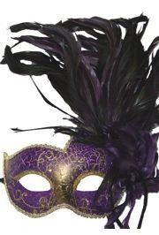 Foundation Mardi Gras Mask 1