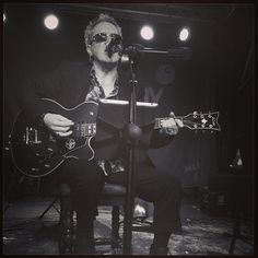 On Nights Like This: Wayne Hussey, The Cluny, 06 Oct 14