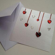 Carte de St Valentin, félicitations, mariage, fete des meres : Cartes par magaline-arts