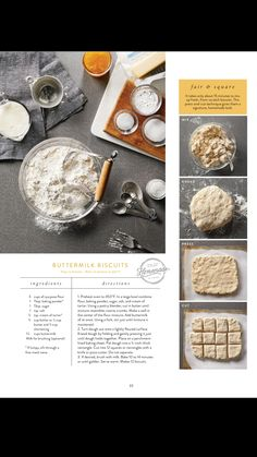 """Biscuits and Jam"" from The Magnolia Journal, Summer 2017. Read it on the Texture app-unlimited access to 200+ top magazines."
