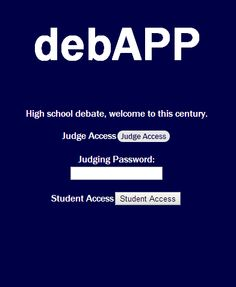 Debaters, are you ready for the perfect app for a speedy debate outcome? #poweredbyher #girlsintech #girlsinsteam #girlswhocode Project by: Sabrina Bergsten