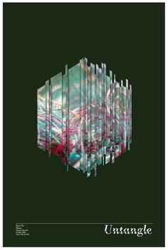 Scenes in Waveforms by Angelica Baini, via Behance