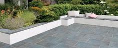 New Bradstone Products for - Kebur Concrete Paving, Aging Wood, Opal, Patio, Outdoor Decor, Beautiful, Wood, Yard, Terrace