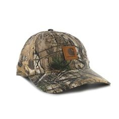 Carhartt Men's Realtree Camo Work Hat