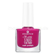 essence - Nail Polish - the little x-mas factory - nail polish 03 - santa baby - Cosmetics & False Eyelashes