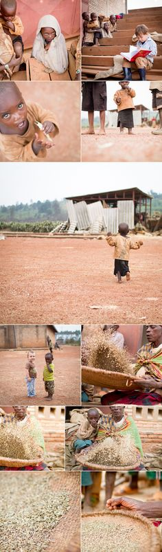 Discovering some wonderful Burundi before I'll experience the country Burundi with @Randi Larsen / Studio Larsen Martin =)