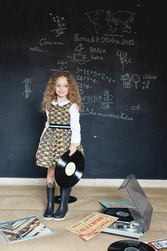 Stella Jean SS 2016 | Kidswear