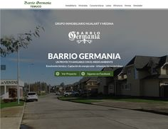 Web Inmobiliario Barrio Germania  ®2014 www.inmobiliariacerromaulen.cl