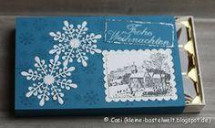 Kerstin's kleine Bastelwelt: Noch mehr Toffifee-Boxen