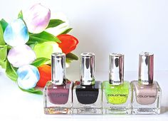 #colorbar #nail lacquers