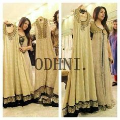 hmmmm I guess its avalible at Brands just Pret. Stylish Dresses, Casual Dresses, Fashion Dresses, Asian Bridal Dresses, Indian Dresses, Beautiful Dresses, Nice Dresses, Walima Dress, Desi Clothes