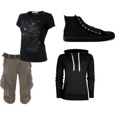"""Tomboy Style"" by jaywrites on Polyvore"