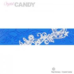 Amazonia Edging Lace Mould by crystal candy ,south africa