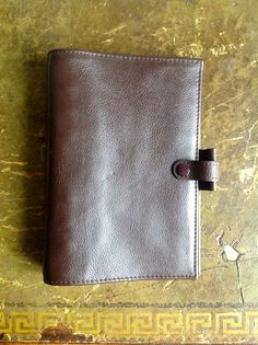 Brown Personal Filofax Kensington