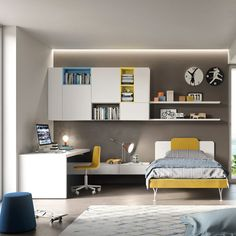 Battistella Nidi Teenager's Room Ideas