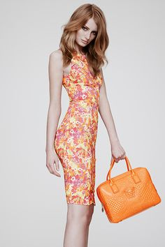 VERSACE (Resort Collection) 2014SSコレクション Gallery26