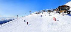 Štrbské Pleso - najvyššie položené lyžiarske stredisko na Slovensku
