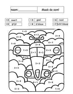 Home Decorating Style 2020 for Coloriage Magique Gs Addition, you can see Coloriage Magique Gs Addition and more pictures for Home Interior Designing 2020 9196 at SuperColoriage. Kindergarten Math Activities, Math Games, Activities For Kids, Teaching First Grade, First Grade Math, Numbers For Kids, Daily Math, Mini Countryman, Math Addition