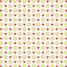ミッキーマウスとハート柄[スマホ壁紙] iPhone and Android Smartphone Wallpaper. iPhoneやAndroid、iPad、デスクトップ、スマートウォッチ対応のスマホ壁紙