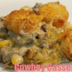 Cowboy Casserole