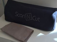 In this video I explain and show you how I made the template for the end panel of the ScanNCut machine to enable me to make a pattern to use for a dust cover. I show you from start to finish how I ...