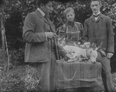 I am particularly touched by the depth of love shown to deceased pets. Although the process was quite cheap to photographers once albumen prints came about, the cost to the customer was still quite high for the service of a photographer. Pet Momento Mori are pretty rare. I love that he is holding the pups paw.